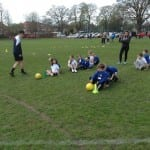 KS1 Visit Park View for OAA Activities