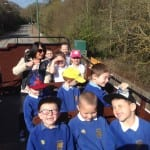Neptune Class take part in Miners Gala at Beamish Museum
