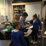 Jupiter Class enjoy some maths problem solving